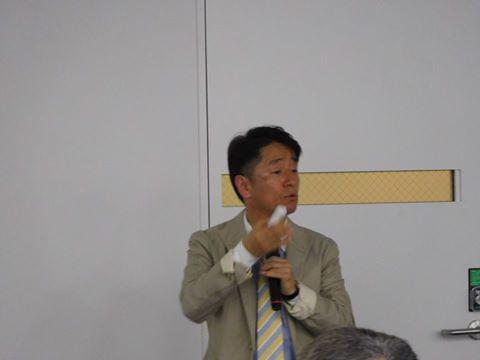 講師の大谷邦郎さん