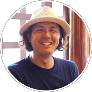 クリエイティブディレクター 甲斐 健(Takeshi Kai)
